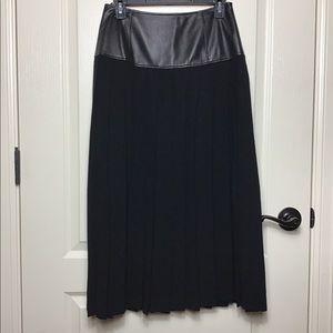 Lafayette 148 Pleated Skirt (4)